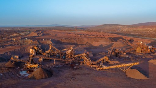 Iron-ore price contributes to Afrimat's 'best ever' financial position