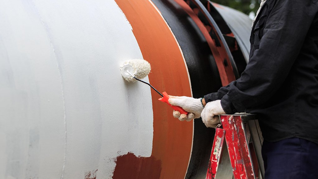 PAINTING A PICTURE The long-term outlook for the industry currently is that current demand for decorative paint will last for another few years, before it eventually levels out