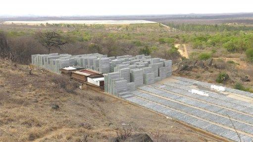 Blanket mine, Zimbabwe