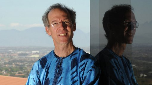 University of Cape Town chemical engineering professor Harro von Blottnitz