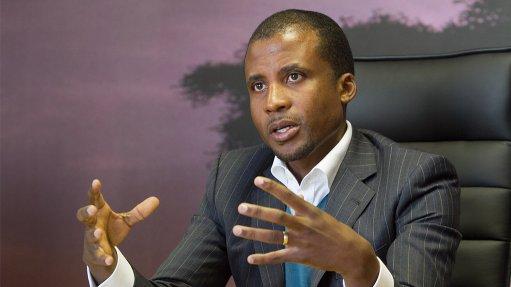 Bushveld Minerals CEO Fortune Mojapelo