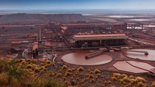 Sishen mine, South Africa