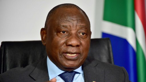 Ramaphosa moves the country to adjusted Level 2