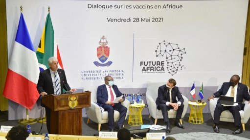 Aspen pledges support to ensure equitable Covid-19 vaccine access in Africa