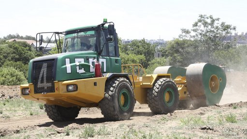 Local service provider to supply machine for Beitbridge project