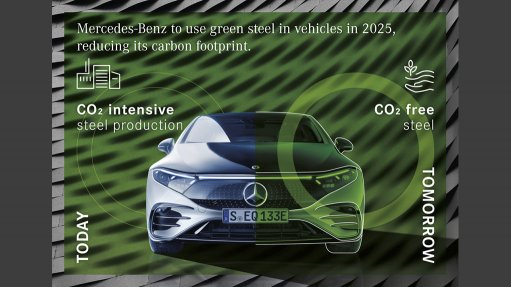 Mercedes-Benz to introduce green steel in vehicles in 2025