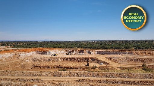 Menar launches first manganese mining operation as part of diversification