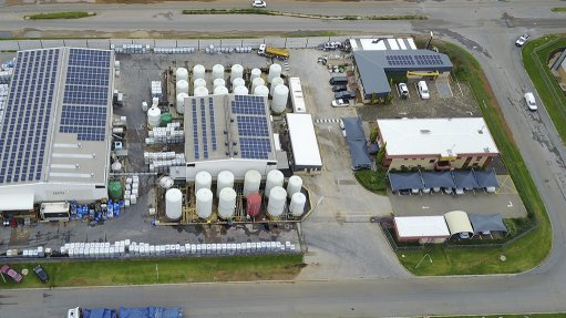 Solar energy to supply 70% of Chryso factory's electricity requirement
