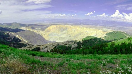 Rio Tinto reports landslip at part of US Bingham Canyon copper mine