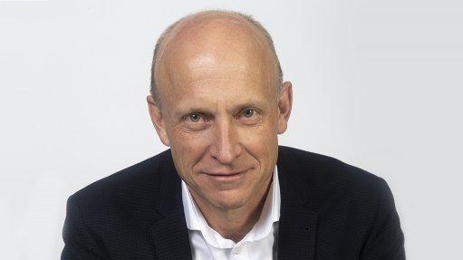 Macsteel CEO Mike Benfield