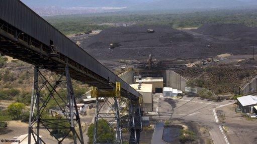 Workers again block rail line supplying Colombia coal miner Cerrejon