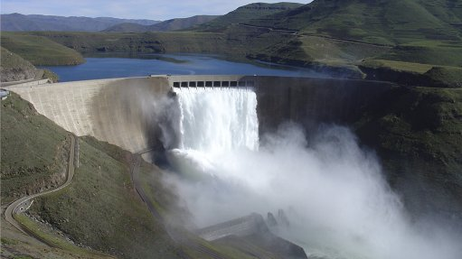 TCTA, DBSA close R5.5bn deal for Vaal River System's Lesotho Highlands Water Project Phase II