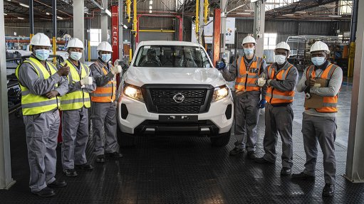 Nissan SA trains technicians for new Ghana plant