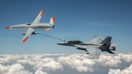 Boeing, US Navy conduct first ever UAV aerial refuelling test