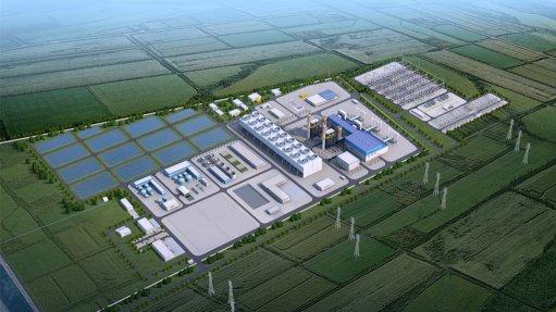 Sirdarya combined-cycle gas turbine power plant, Uzbekistan