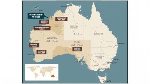 Thunderbirdmineral sands project, Australia – update