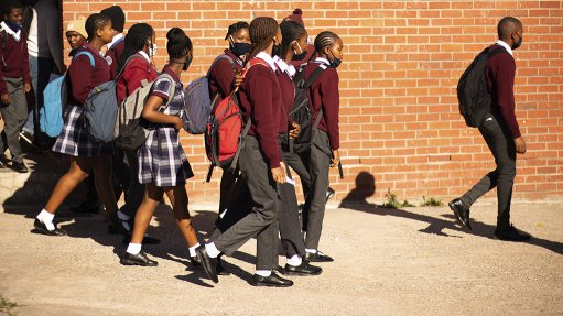 Tronox Mineral Sands donates R200 000 to Diazville High School