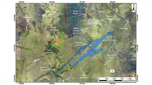 TrêsEstradasphosphate project, Brazil – update