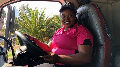 Lafarge SA, Volvo Trucks SA launch initiative to establishwomen-owned truck operations