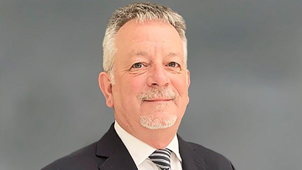 Fluor South Africa GM Bill Langenbach