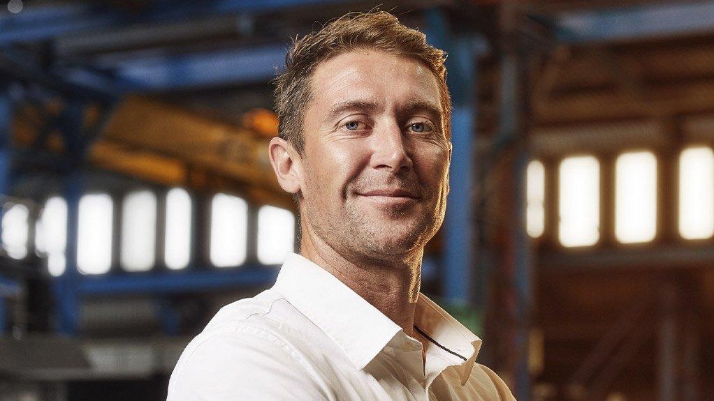 Francois Marais, director sales and marketing at Pilot Crushtec
