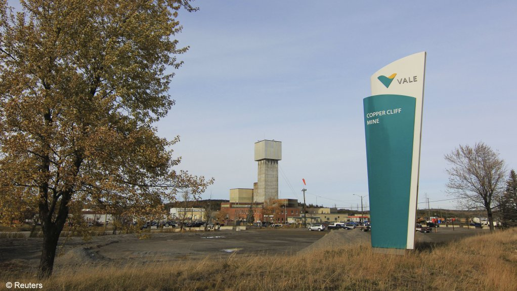 Members of Vale Sudbury nickel miners' union reject new offer
