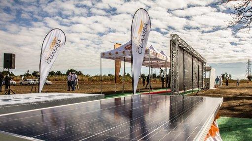Globeleq starts building 19 MW solar plant in Cuamba, Mozambique