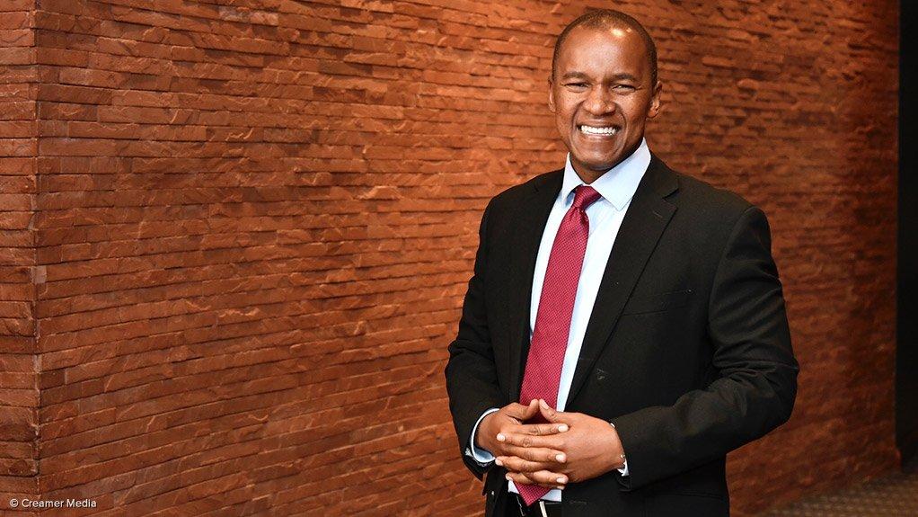 PwC Africa CEO Dion Shango