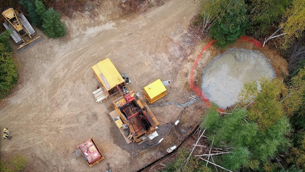 Alamos reports best-hole yet at Island Gold