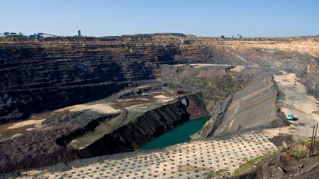 Debswana's Jwaneng mine