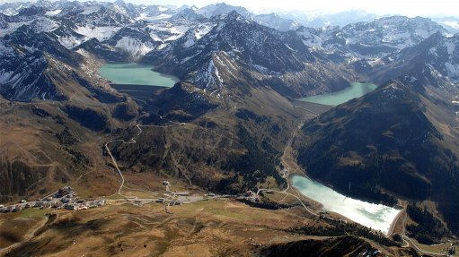 Kühtai storage power plant project, Austria