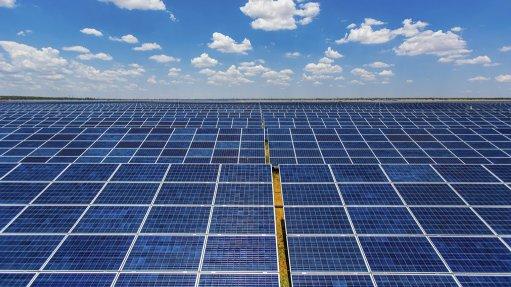 Sudair solar photovoltaic plant, Saudi Arabia