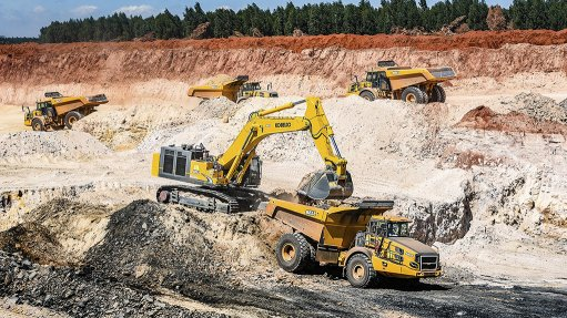 GOLDEN MACHINES Bell Equipment aims to maximise the efficacy of its articulated dump trucks to eventually attain a 'golden lap'