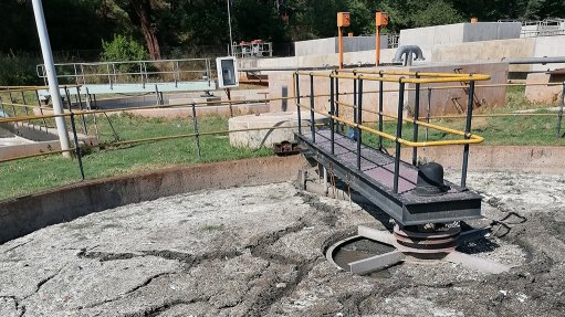 TREATMENT IN THABAZIMBI Smaller plants can help improve water infrastructure