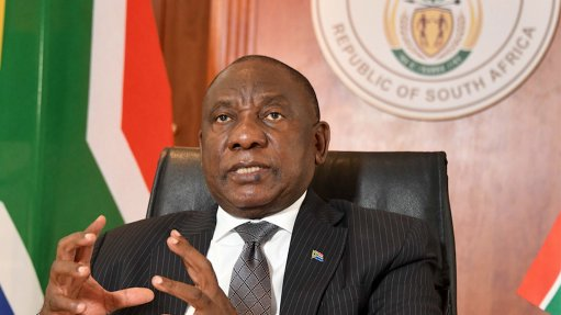 South Africa will continue to remove barriers to growth and investment, Ramaphosa tells investors