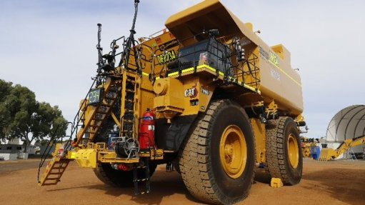 Rio plans automated water trucks at Gudai-Darri