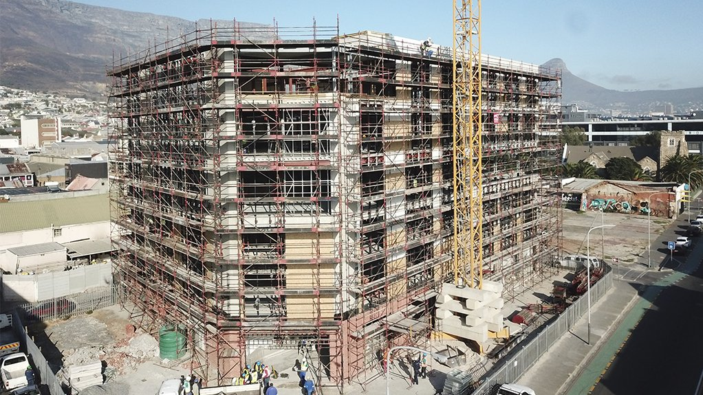 Afrimat Construction Index sees consolidation of recovery trend