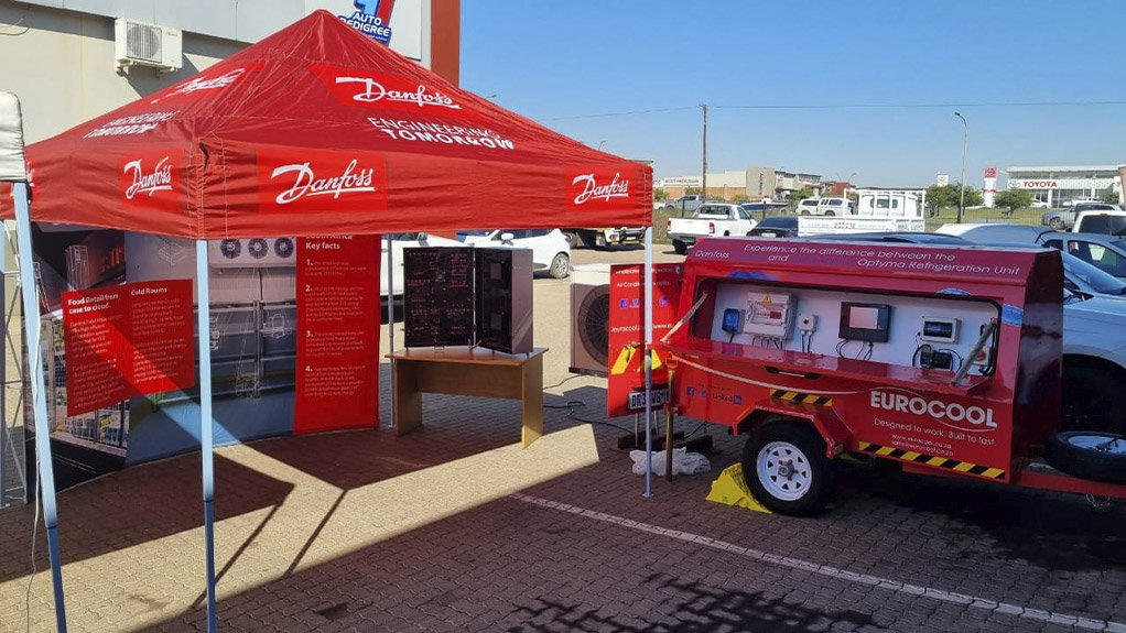 Danfoss showcases its expertise in partnership with Eurocool HVAC roadshows