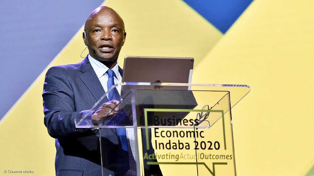 Izingwe Capital chairperson Sipho Pityana