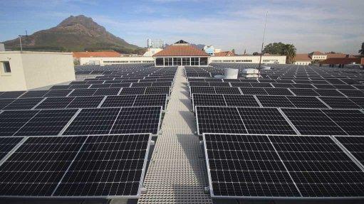 SEM installs solar PV system at Stellenbosch University's Neelsie student centre
