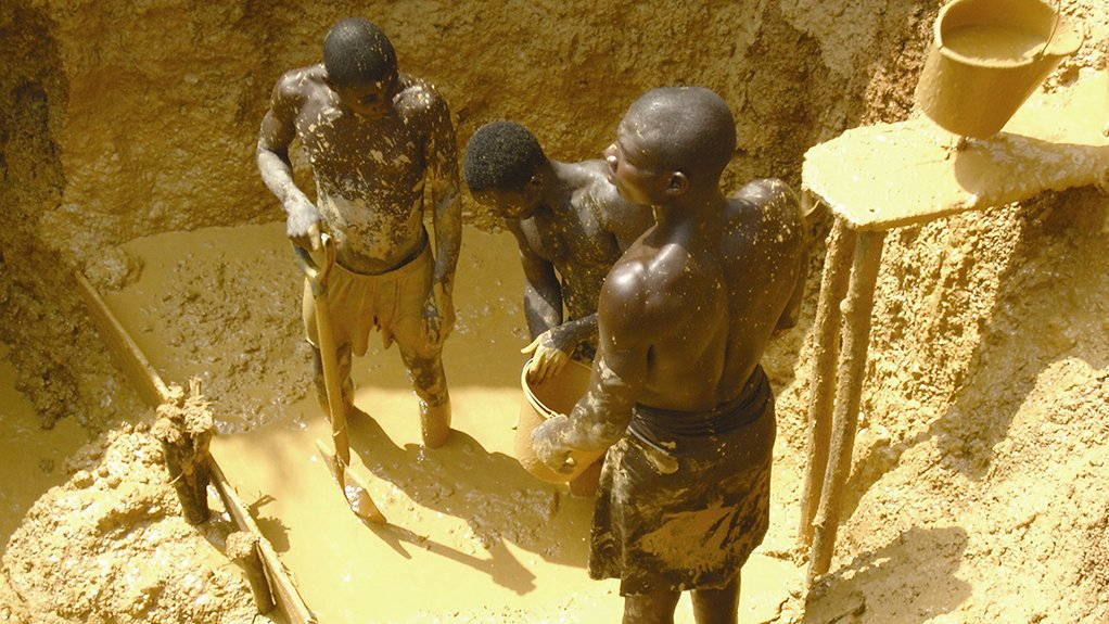 NO HOLES BARRED The fight against illegal mining is closely linked to mine security
