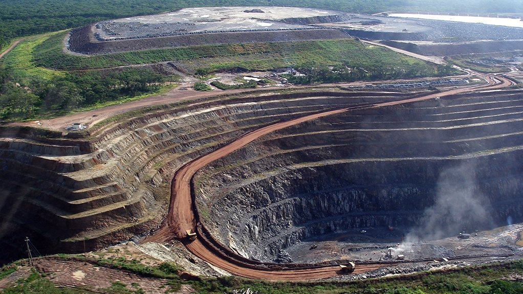 MEASURING UP Most African countries have laws in place that require mines to protect the environment and contribute actively to social development
