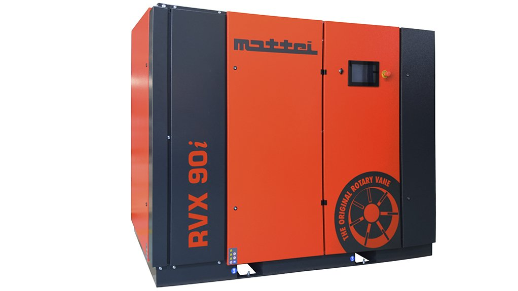 EASY ACCESS The air compressors are accessible through the Internet of Things and can provide real-time operating and performance data anywhere globally
