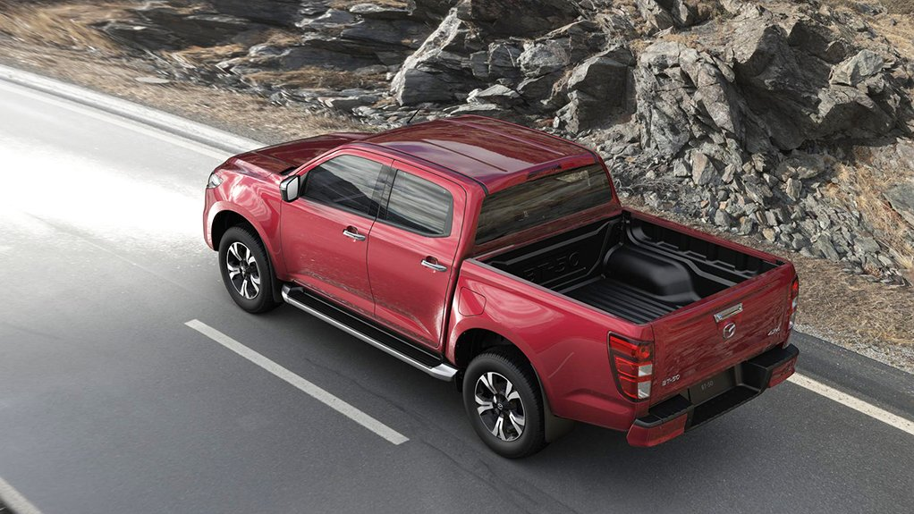 Mazda to launch new BT-50 bakkie in SA in July