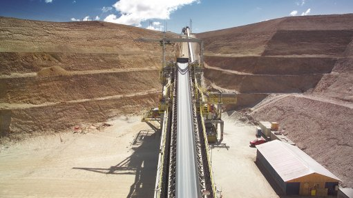 The ABB Ability condition monitoring for belts is tailor-made for predictive maintenance of conveyor belts