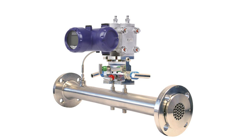 WIKA HHR PROTAK MODEL Primary flow element used in oil and gas industry applications