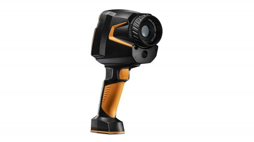 THERMAL CAPTURER The testo 883 Thermal Imaging Camera offers an infrared resolution which can even be expanded to 640 x 480 pixels