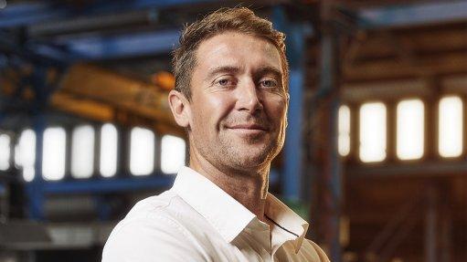 Pilot Crushtec sales and marketing director Francois Marais