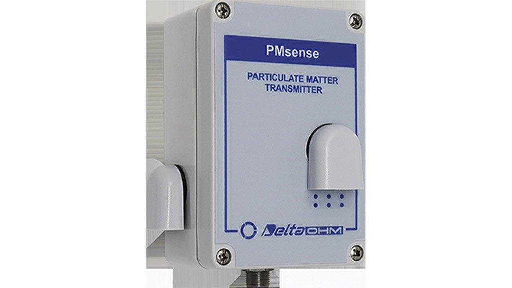 PMSENSE Particle matter transmitter