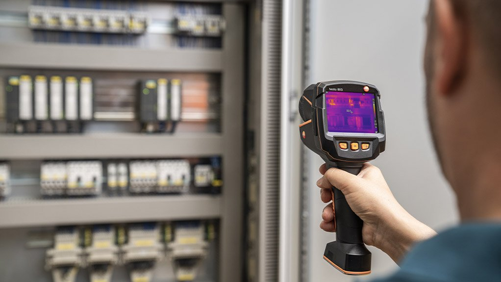 THERMAL IMAGE SCANNING Preventative maintenance locates faults early so that planned maintenance can be scheduled
